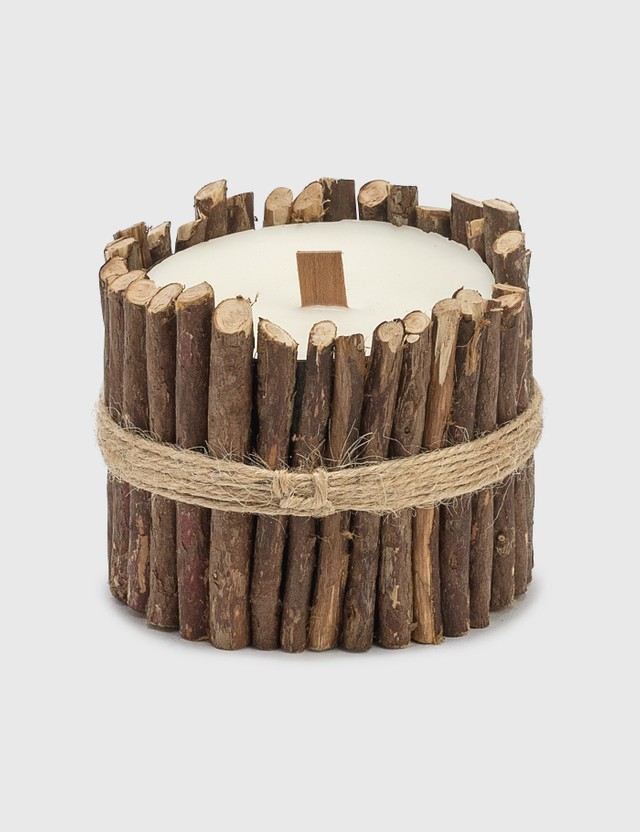 Cul de Sac Japon Hiba Wood Candle Type 02 Brown Unisex