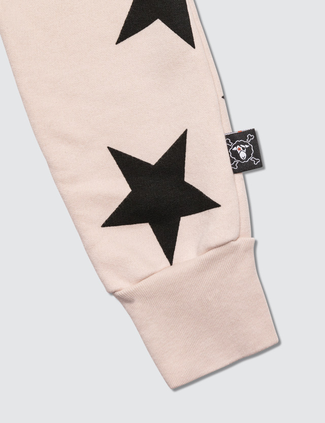 NUNUNU Star Baggy Pants
