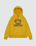 WTAPS Design Hoodie Yellow Picture