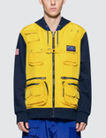 Polo Ralph Lauren Double Knit Tech Jacket Picutre