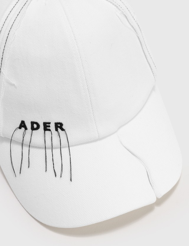 Ader Error ADER Signature Cap White (white) Women