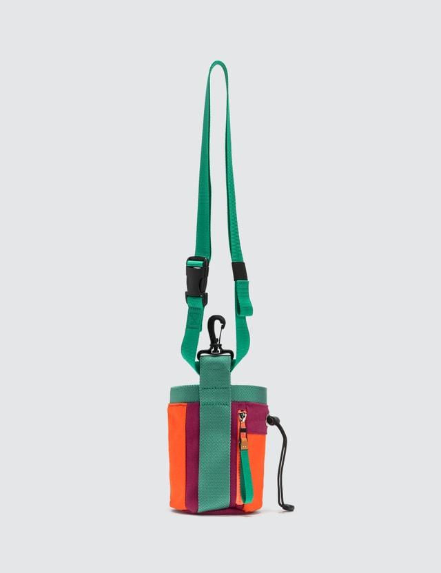Loewe ELN Chalk Bag Violet/orange Men