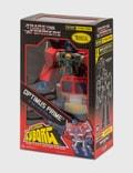 Super 7 Transformers Super Cyborg – Optimus Prime (G1) Picutre