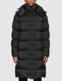 Moncler Strahlhorn Long Down Jacket