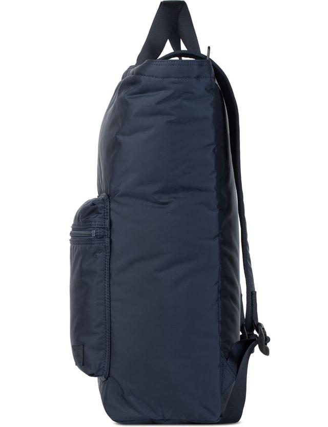 f3fd48f036 Head Porter Master Navy 2Way Tote Bag