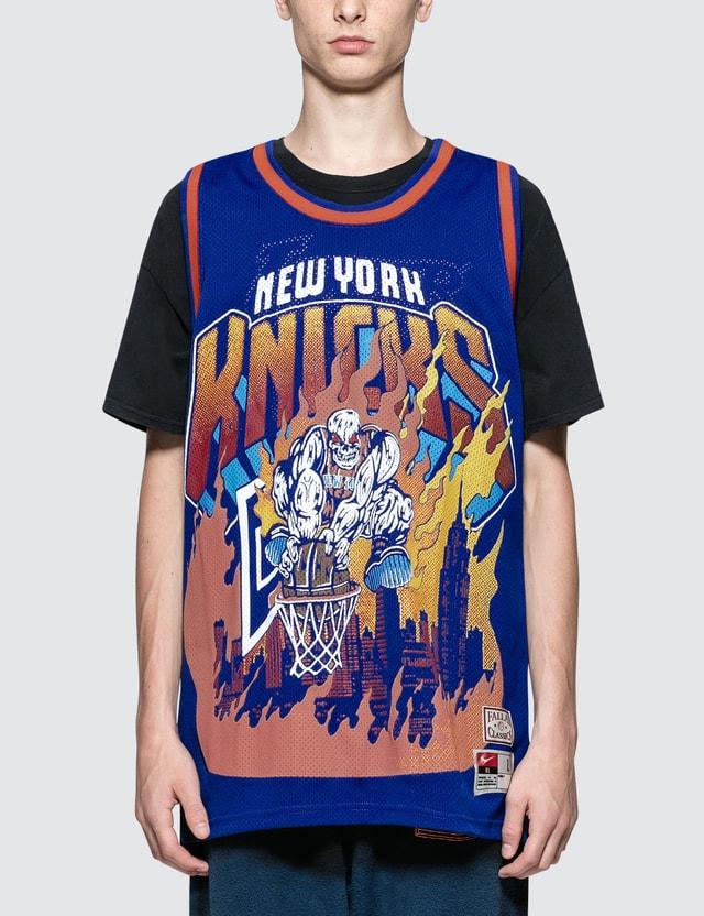 Warren Lotas Knicks Fallas Classics Jersey