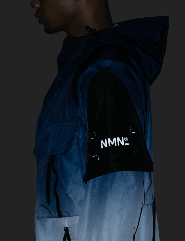Nemen NMN® Dare 3L Dip Dye Jacket Indigo Men