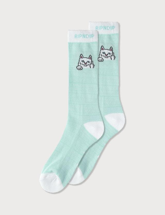 RIPNDIP Peeking Nermal Socks