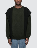 Loewe Shoulder Sleeve Sweater Picture