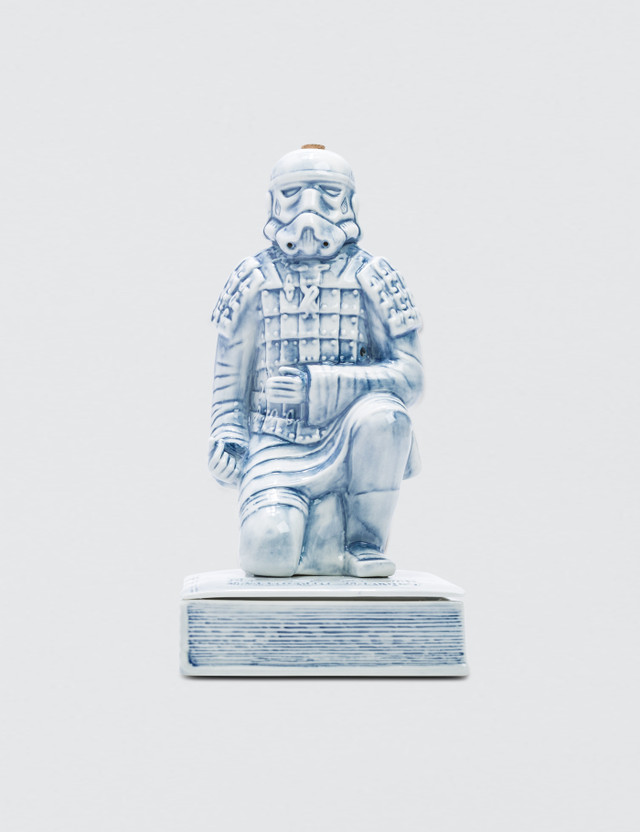 Yeenjoy Studio Terracotta Warror Stormtrooper Incense Burner
