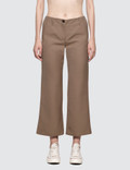 Aalto Slightly Flared Cropped Trousers Picture