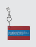 CALVIN KLEIN JEANS EST.1978 Established Key Chain Picutre