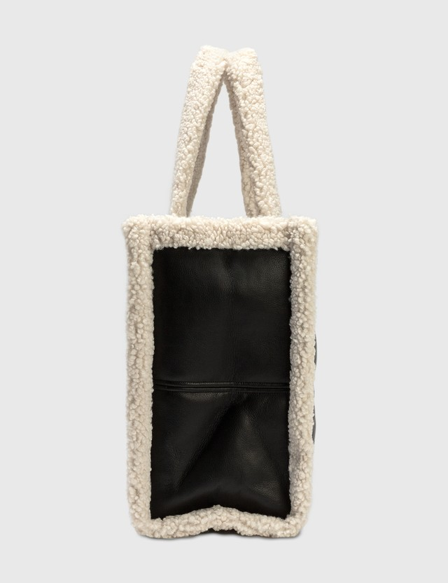 Stand Studio Lola Shearling Bag