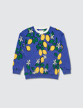 Mini Rodini Lemon Sweatshirt Picture