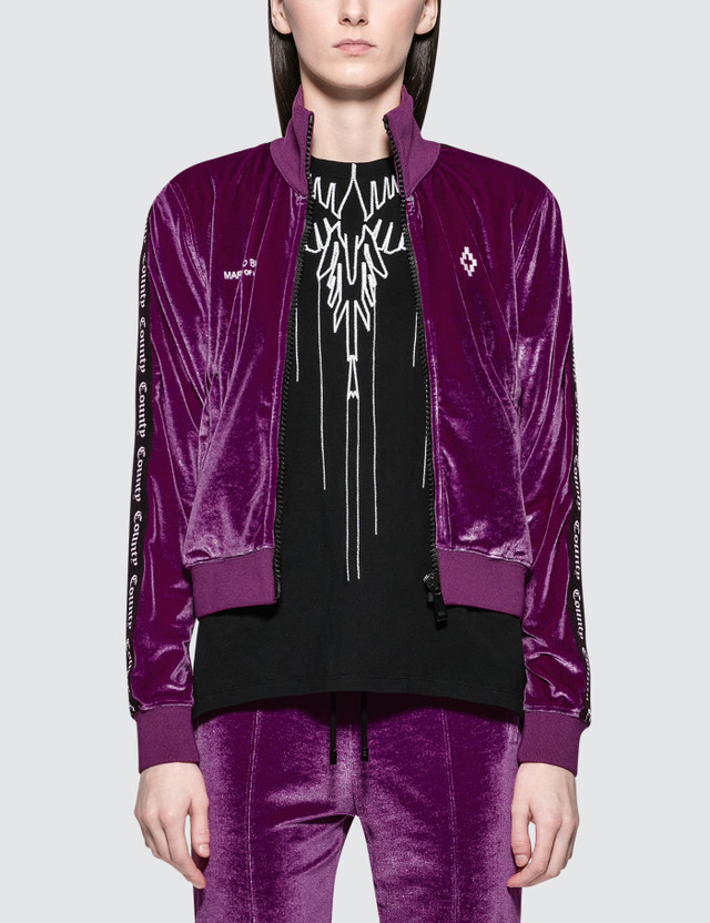 Marcelo Burlon County Tape Track