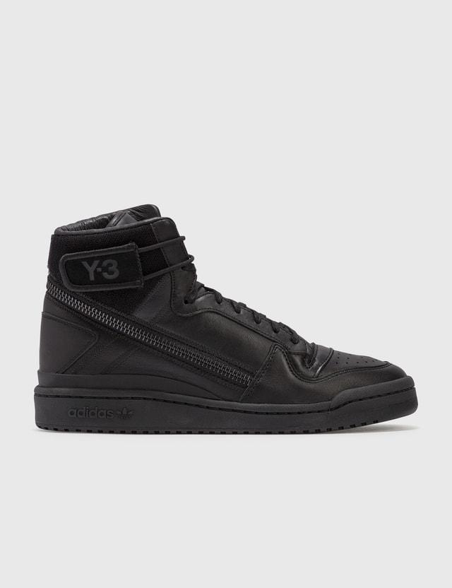 Y-3 Y-3 Forum Hi OG Blackwhit/blackwhit/blackwhit Men