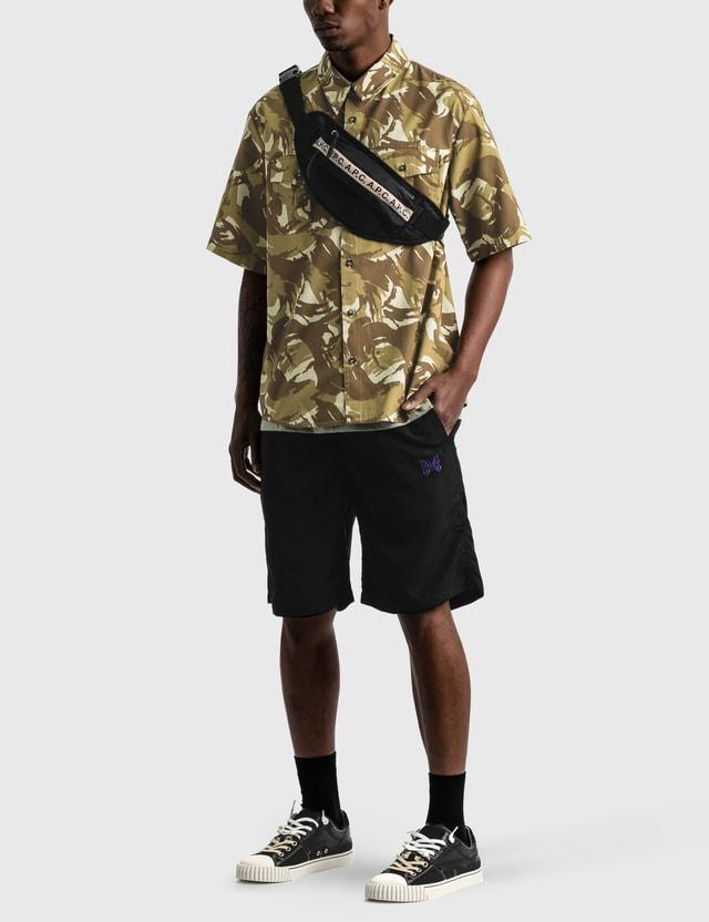 A.P.C. Lucille Hip Bag Black Men