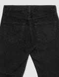 GEO Wash Denim Pants Black Men
