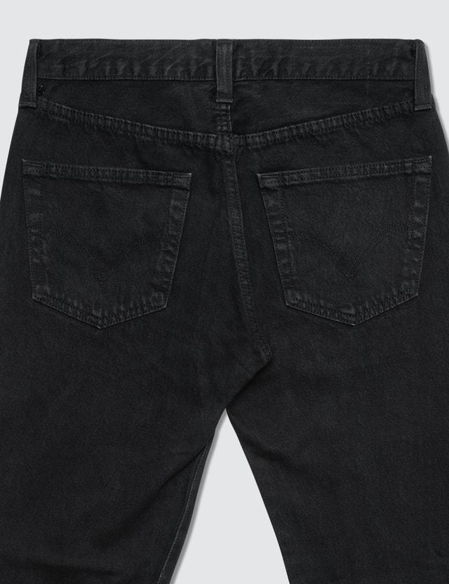 GEO Wash Denim Pants