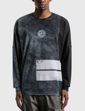 Stone Island Dust One Logo Long Sleeve T-Shirt Picutre