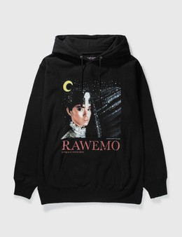 RAW EMOTIONS Embrace your idol Reverse Weave Hoodie