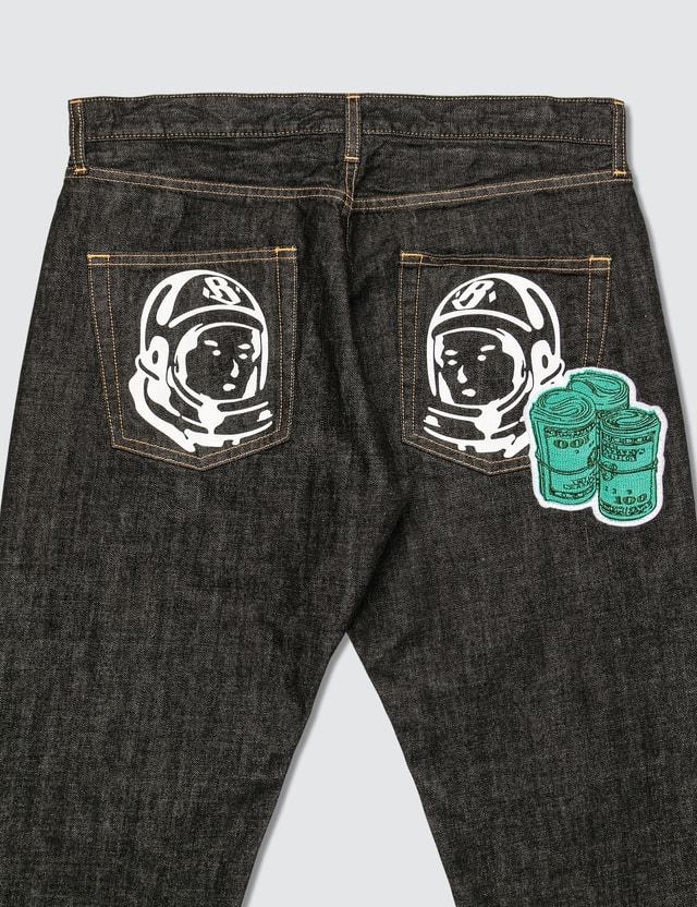 Billionaire Boys Club Dollar Chenill Patch Denim Pants