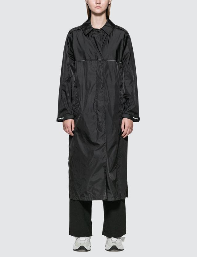 Moncler Branding Rain Coat
