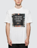 Rokit The License S/S T-Shirt Picture