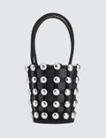 Alexander Wang Roxy Cage Mini Bucket Bag with Stud Picture