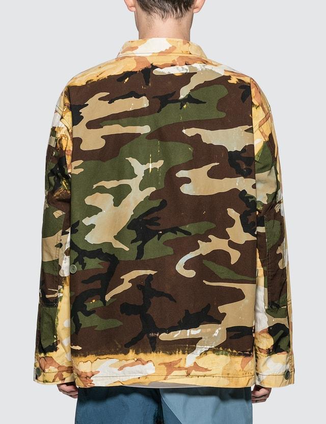 Liam Hodges Acid Burn Camo Jacket