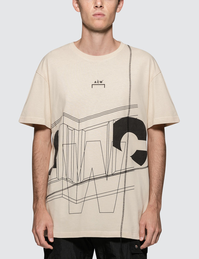 A-COLD-WALL* Recut AWC S/S T-Shirt