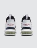 Valentino Valentino Garavani Bounce Mid Top Sneaker