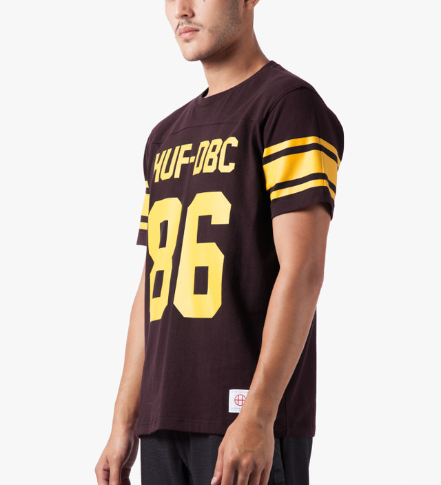 Huf - Wine Wrecking Crew Football Jersey  5ce61af62
