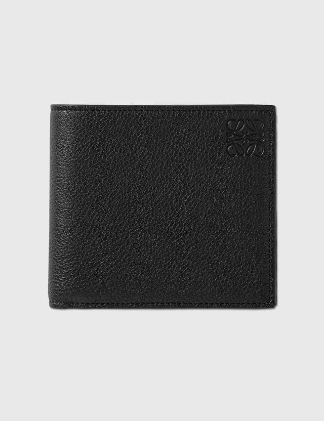 Loewe Bifold Wallet Black Men