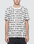 Maison Kitsune Kool Fox All-Over T-Shirt Picutre