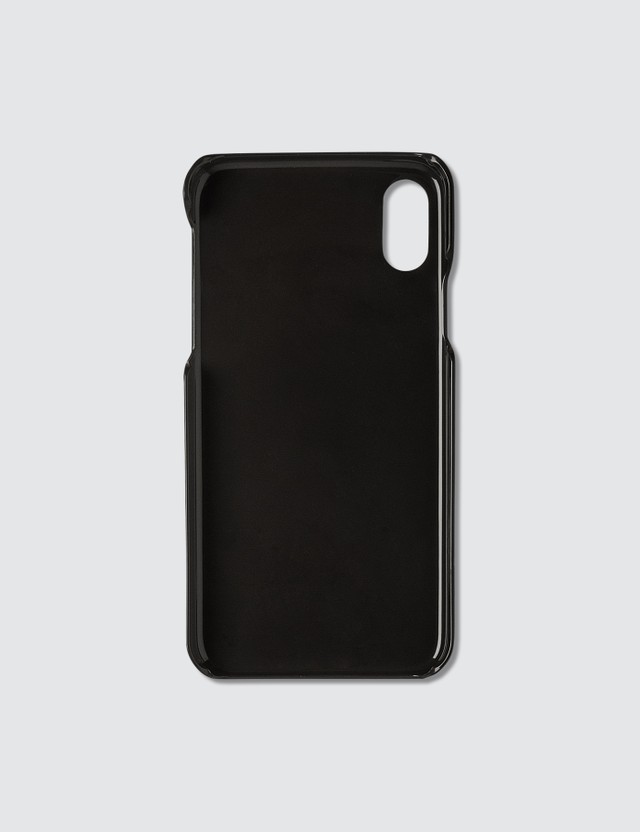 Maison Kitsune Tricolor Fox iPhone Case
