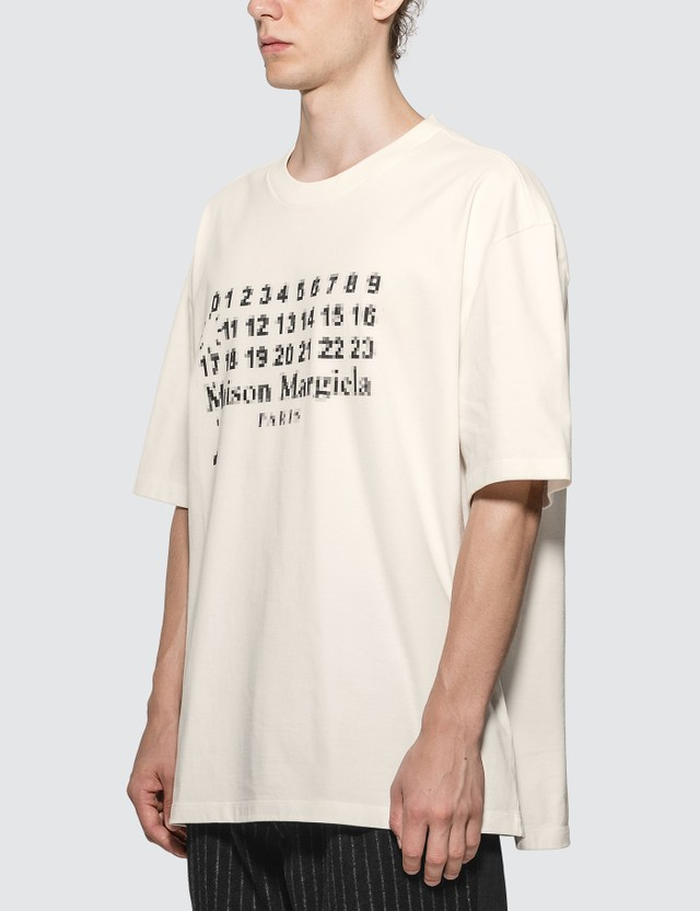 Maison Margiela Oversized Logotype T-Shirt