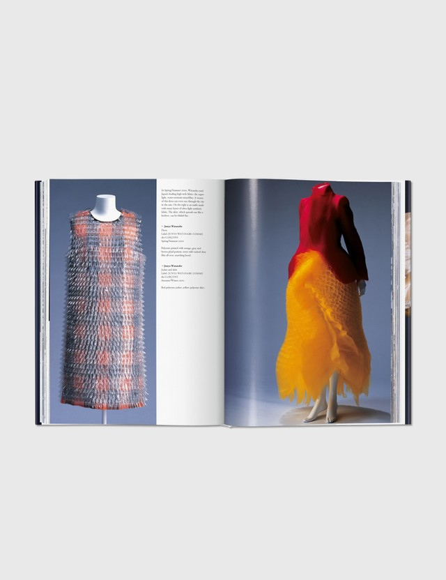 Taschen Fashion History From The 18th To The 20th Century Blue Unisex