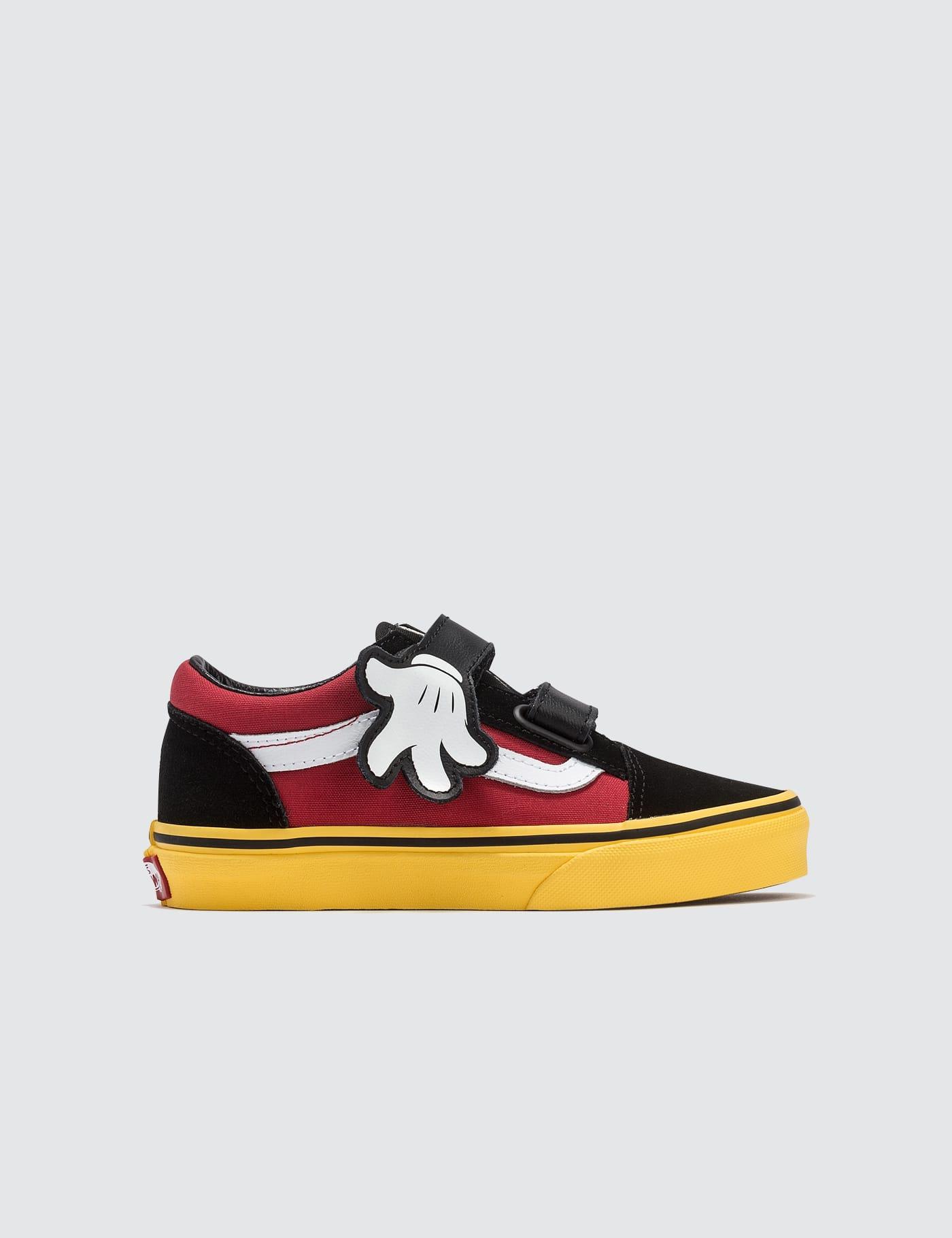 Vans - Disney x Vans Old Skool V Kids   HBX