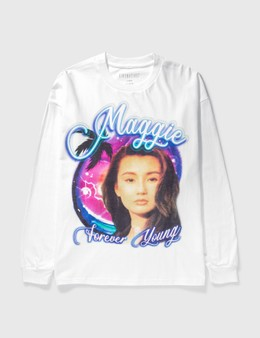 RAW EMOTIONS Maggie Forever Young Long Sleeve T-shirt