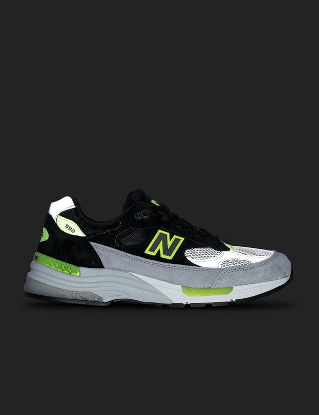 New Balance 992 Black Men