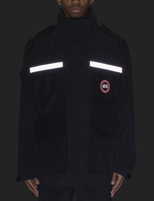 Canada Goose Photojournalist Jacket Black Men