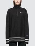 Champion Reverse Weave Half Zip Sweatshirt Picture