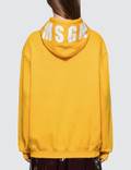 MSGM Iconic Msgm Logo Hoodie Picture