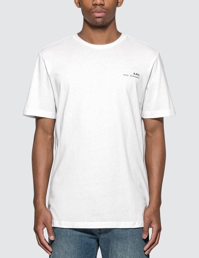 A.P.C. Item T-Shirt