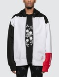 Mastermind World Back Logo Print Full Zip Hoodie Picture