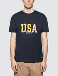 Dickies USA Logo S/S T-Shirt Picture