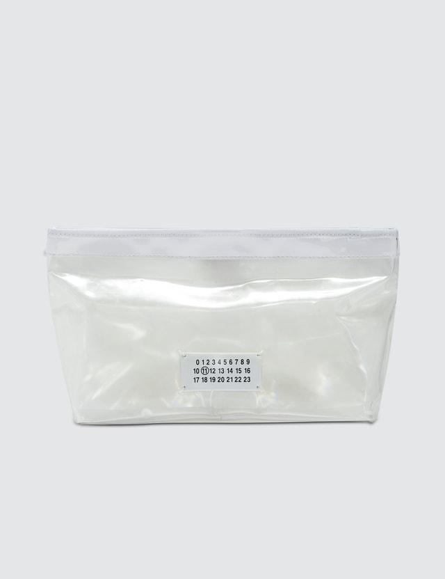 Maison Margiela Transparent Clutch Bag