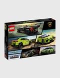 LEGO Lamborghini Urus ST-X & Lamborghini Huracán Super Trofeo EVO Black Unisex