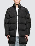 CALVIN KLEIN JEANS EST.1978 Back Printed Puffer Jacket Picutre